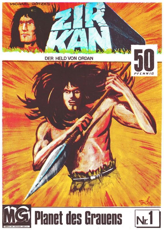 Zir-Kan: Der Held von Ordan (1973) - komplett