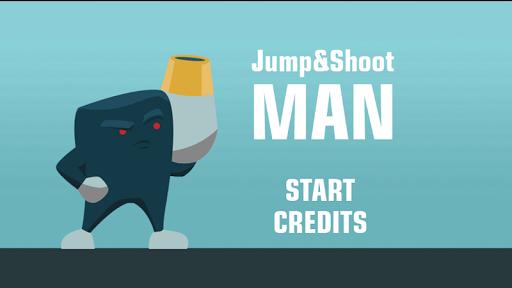 Jump Shoot Man