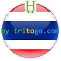Hotels Thailand by tritogo icon