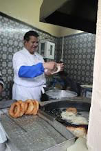Photo: Bombalouni, pronounced Bambaloni, a deepfried sugar treat typical of Sidi Bou Said.