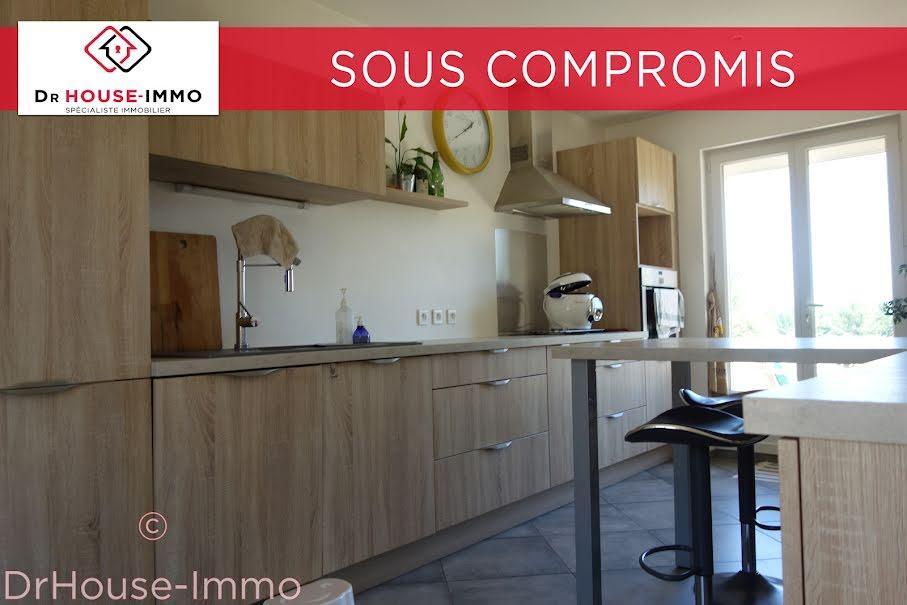 Vente maison 3 pièces 96 m² à Montcet (01310), 219 950 €
