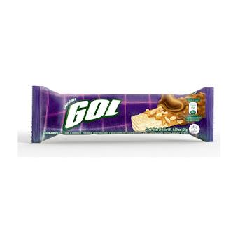 Chocolatina Gol Cubierta De