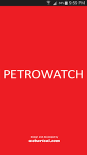 Petrowatch- screenshot thumbnail