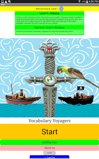 Vocabulary Voyagers LITE