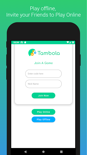 Family Tambola Board Play Online Housie Download Apk Free For Android Apktume Com