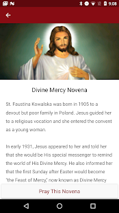 Pray: The Catholic Novena App - náhled