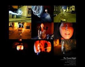 Photo: THE COMET NIGHT - animation film, Reykjavík, Iceland, 2001. Nominated at Stuttmyndadagir  Reykjavik Short-Film Festival 2002. © photos & movie by jean-marie babonneau www.betterworldinc.org