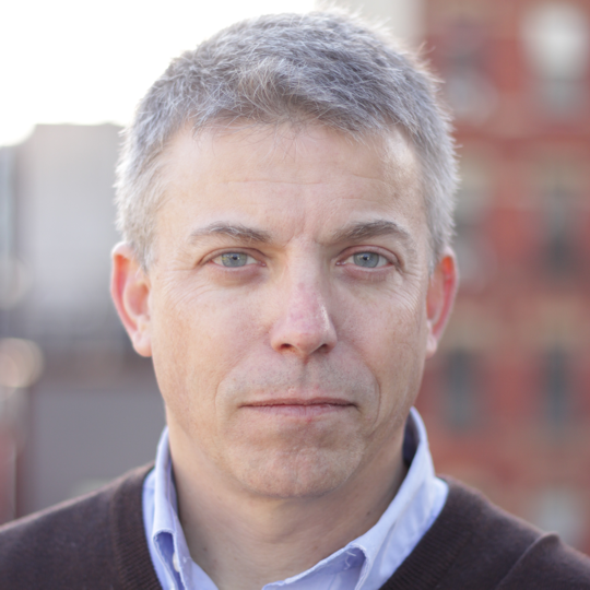 Photo headshot of Paul McVoy. Paul is a leader in e-discovery technology.