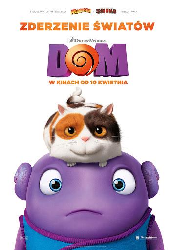 Polski plakat filmu 'Dom'