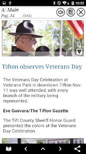 Tifton Gazette - náhled
