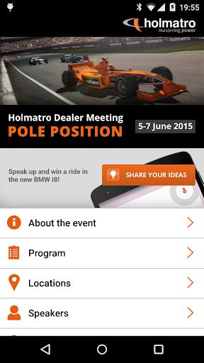 Holmatro Dealer Event