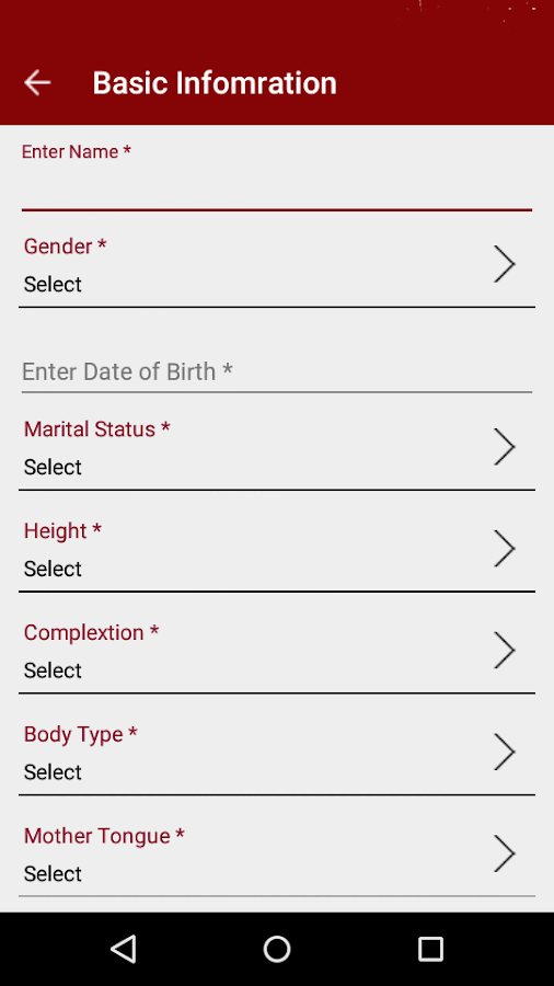 JainByah Matrimony - Jain App- screenshot