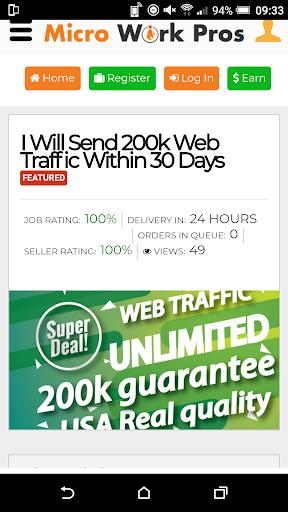 Work Online - Earn From Home - Micro Jobs 3.0.0 screenshots 7