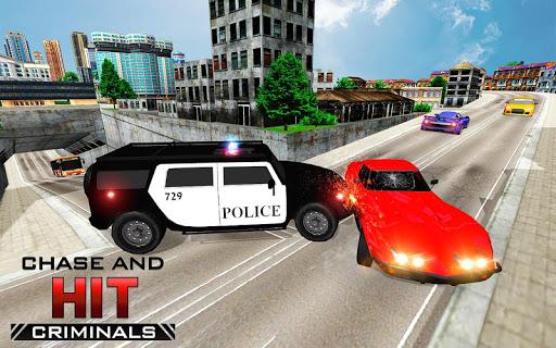US Police Simulator Crime City Cop Car Driving Latest Version APK 4