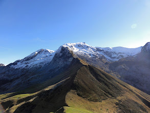 Photo: Col d'Iseye et Permayou