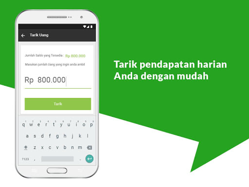 GO-JEK Driver 3.2.0 screenshots 5
