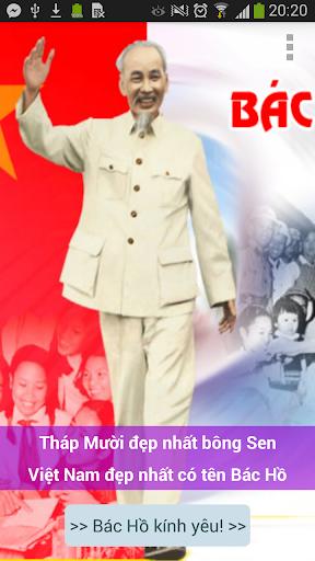 Tất cả về Bác Hồ - Hồ Chí Minh