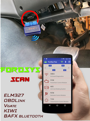 FordSys Scan Free (OBD2 & ELM327) Screenshot