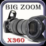 BIG ZOOM CAMERA 4K 1.2.5