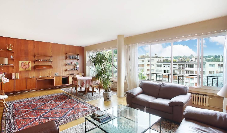 Appartement avec terrasse Ville-d'Avray