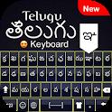 Telugu English Keyboard- Telugu keyboard typing icon