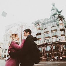Wedding photographer Anya Volk (WabiBon-Bon). Photo of 05.11.2018