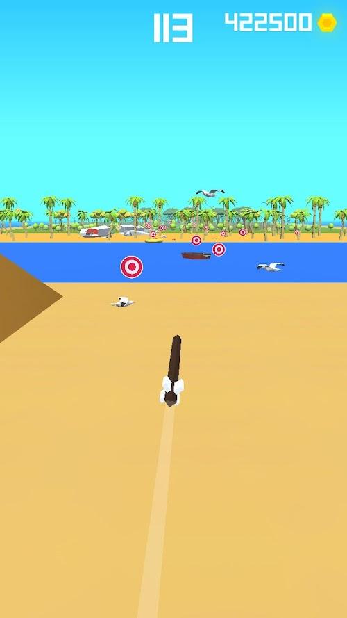Screenshot 2 Flying Arrow 2.5.0 APK MOD