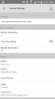 Screenshot of iSecurity+