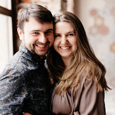 Wedding photographer Viktoriya Lunchenkova (fotovika). Photo of 27.02.2018