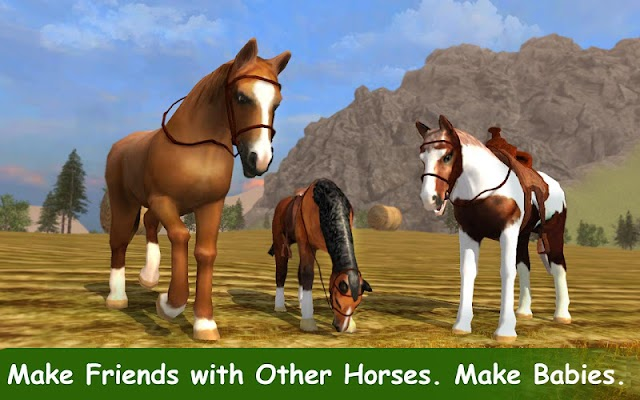 Horse Simulator: Farm Quest 3D - screenshot