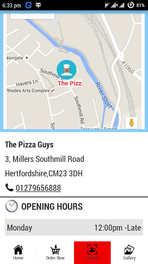 The Pizza Guys- screenshot