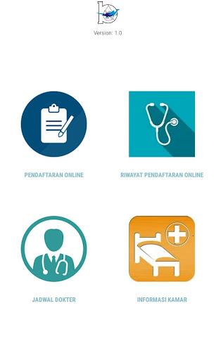 aplikasi mobile rumah sakit bethesda screenshot 2