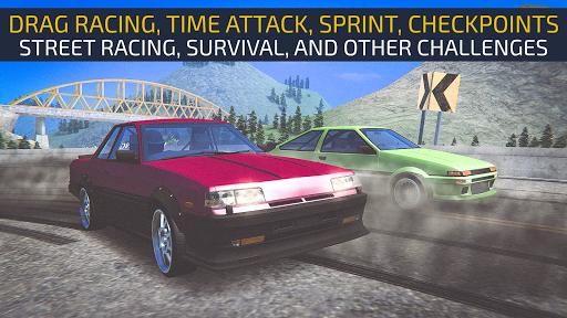 JDM Racing: Drag & Drift Races screenshots 4