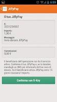 Screenshot of La tua banca per Android