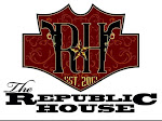 Logo for The Republic House