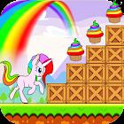 Unicorn Dash Attack icon