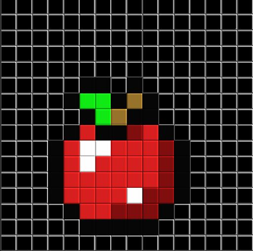 Pixel Art Nova Skin