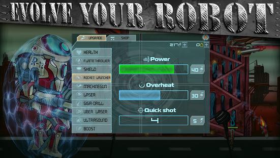 Robot Conqueror- screenshot