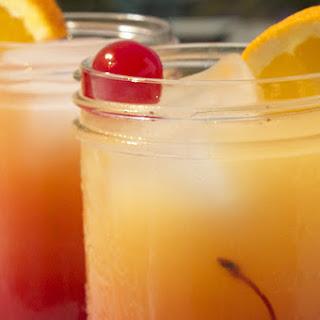 Berry Vodka Sunrise Recipe