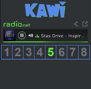 KAWi Radio - náhled
