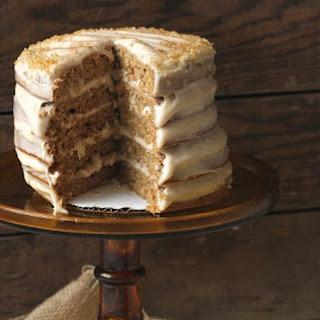 Vanilla Masala Chai Tea Cake [Vegan]
