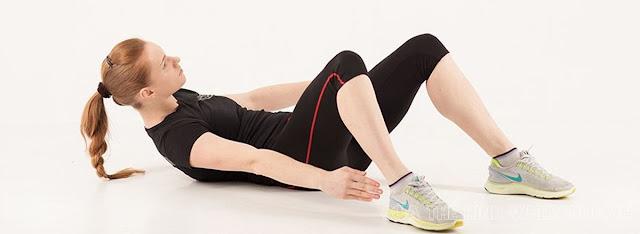 Tập Heel Touch giảm cân