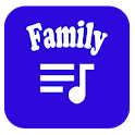 Offline kids music player icon