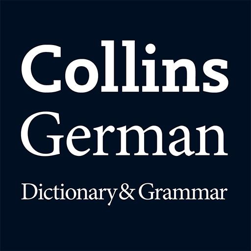 Collins German Dictionary and Grammar Icon