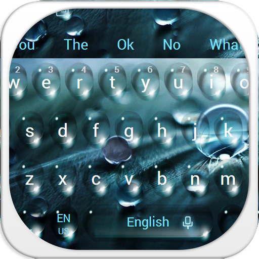 Dewdrop Keyboard app (apk) free download for Android/PC/Windows