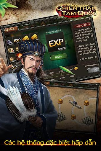 Chiu1ebfn Thu1ea7n Tam Quu1ed1c-Tranh Bu00e1 9.6.0 screenshots 5