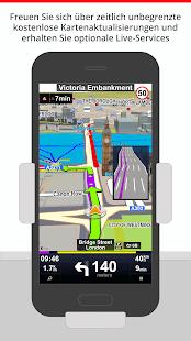 Sygic Car Navigation Screenshot