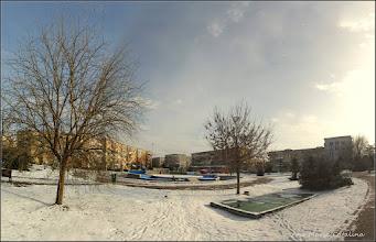 Photo: Turda - Parcul Teilor -  fântână arteziană - 2019.01.25