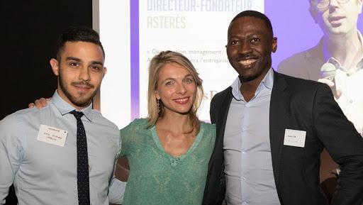 Club Les Echos Digital avec Sébastien Bazin et Maud Bailly