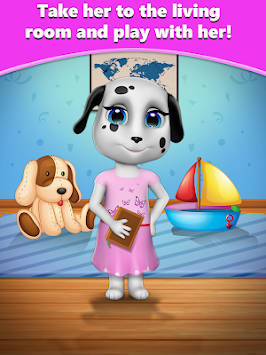 Talking Dog Bella APK Latest Version Download - Free Casual APP for